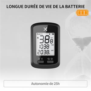 Longue durée de vie de la batterie